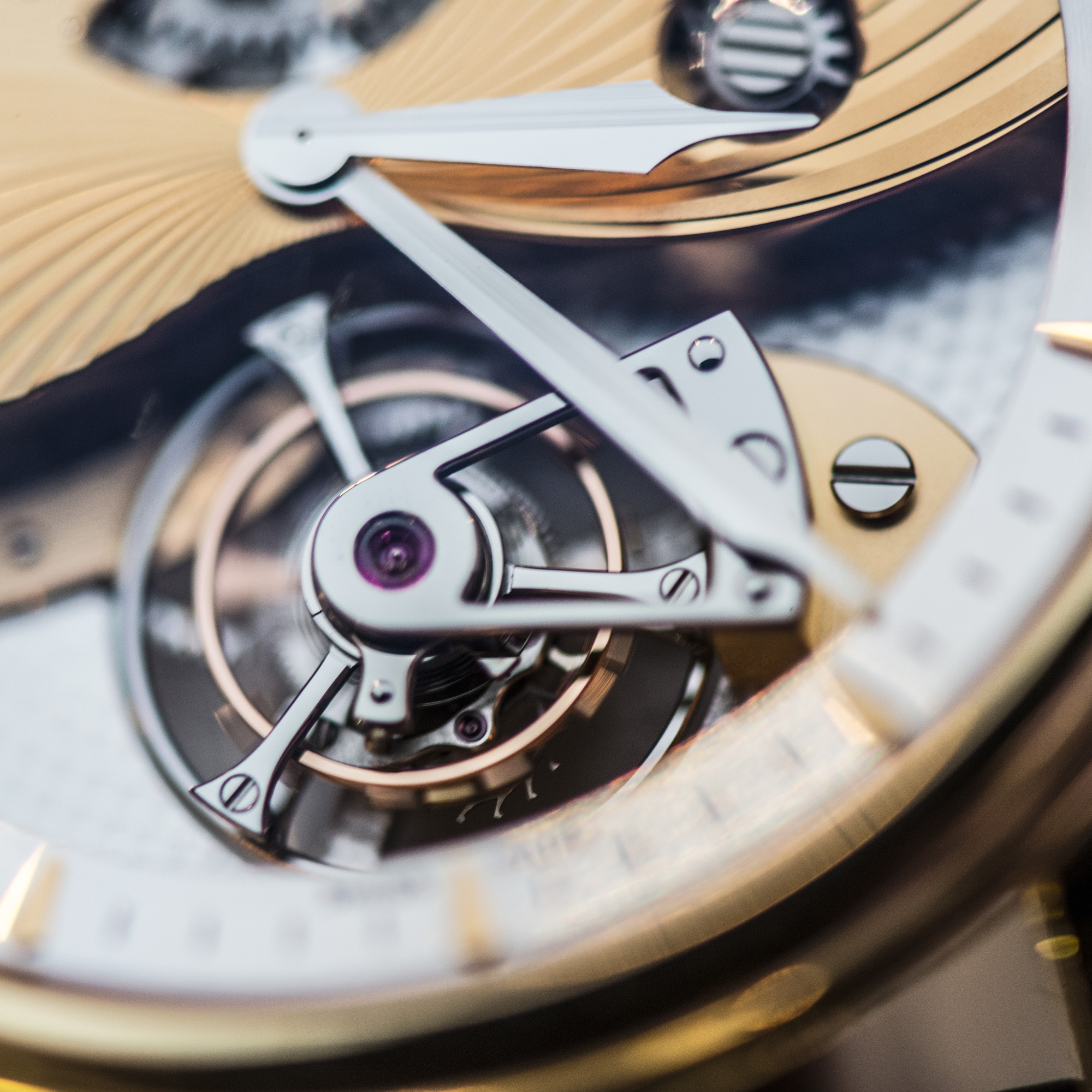 Arnold & Son TE8 - Tourbillon