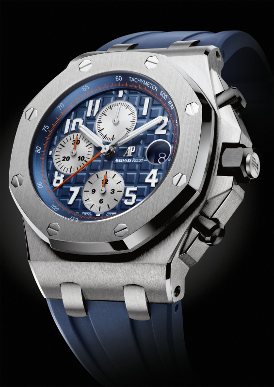 "Audemars Piguet Royal Oak Offshore Chronograph ""Navy"""
