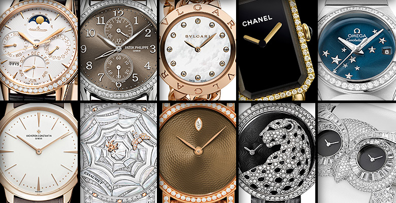 Best Women's Watches of 2013