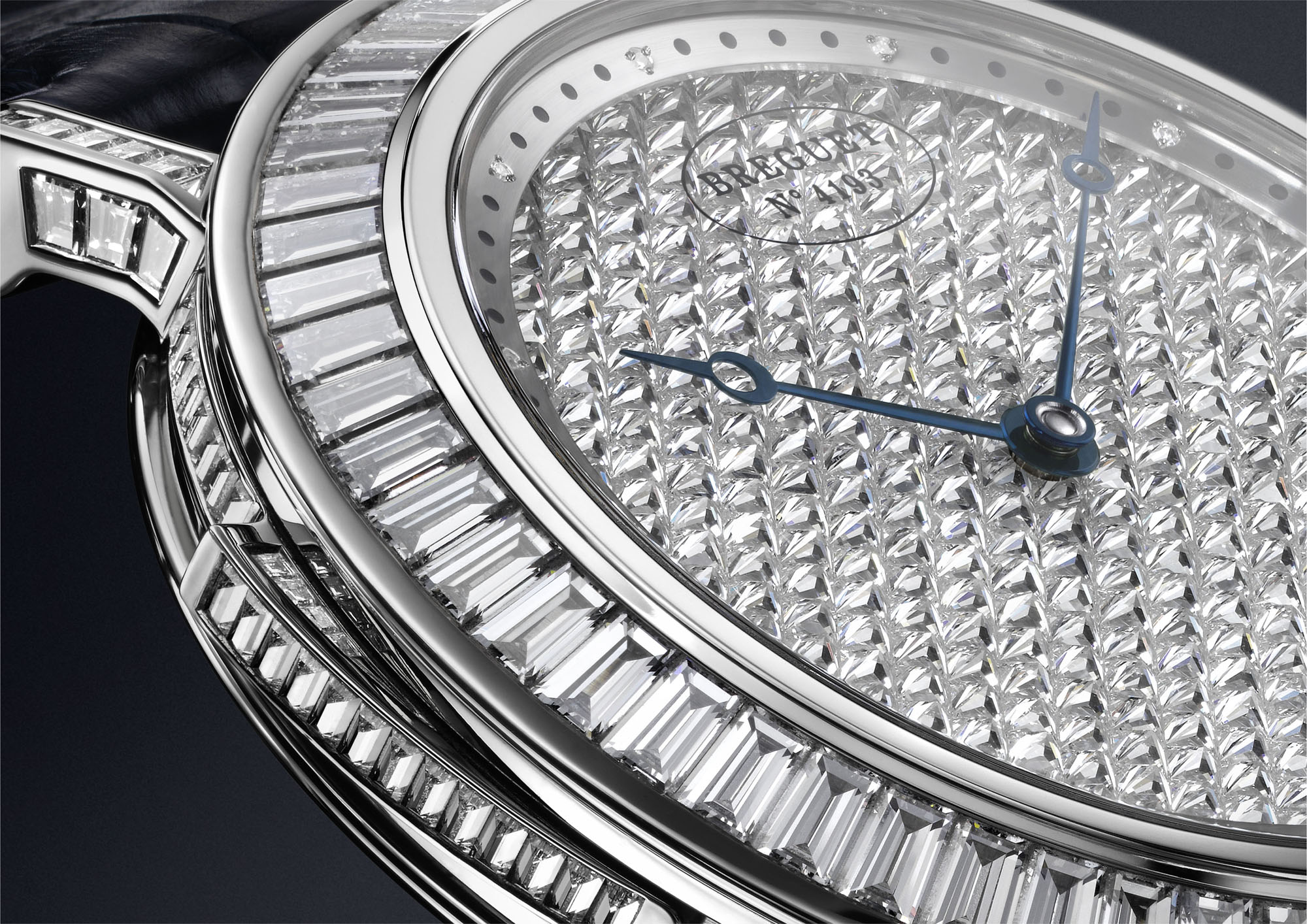 Breguet Full Diamonds