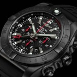 Breitling Chronomat GMT Blacksteel