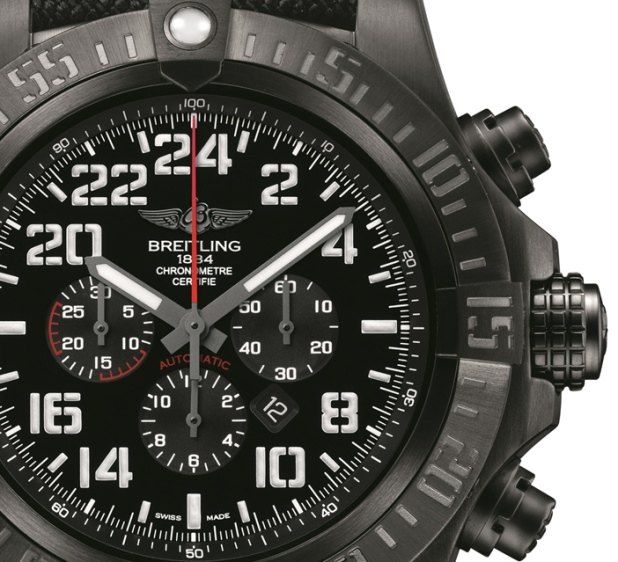 Breitling Super Avenger Military Limited Edition - Dial