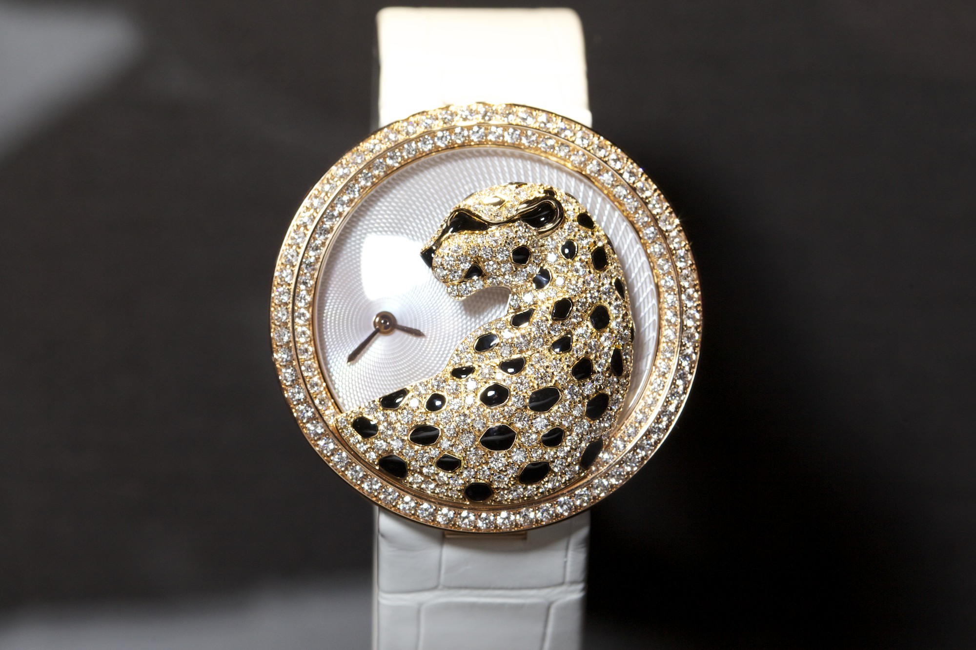 Cartier Montre Panthere Divine