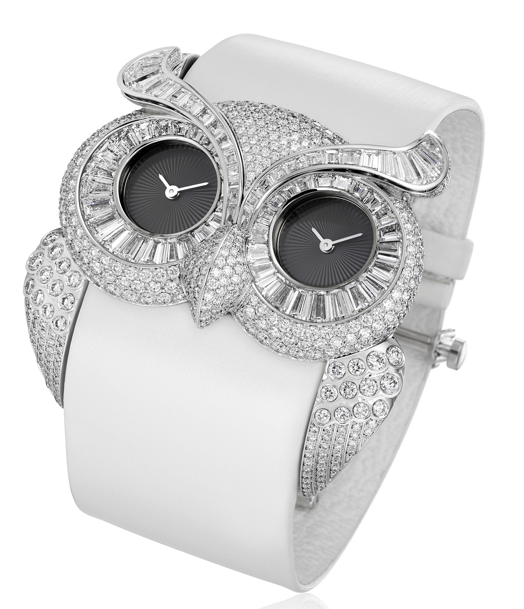 Chopard Animal World Diamond Owl Watch