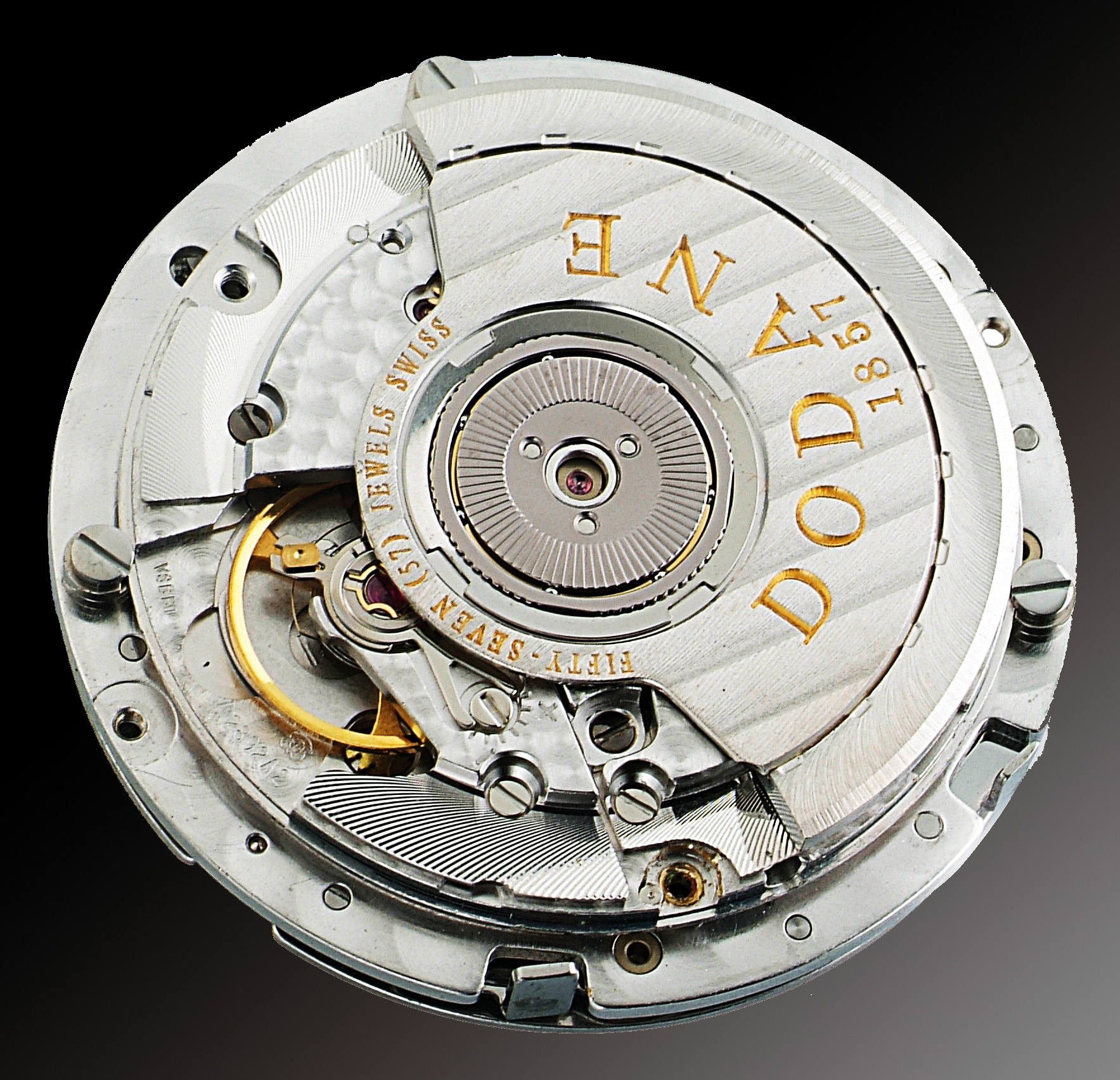 Dodane 1857 Type 23 PVD - Movement