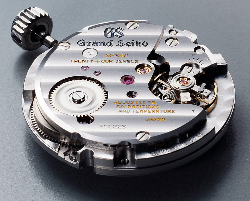 Grand Seiko 44GS - Caliber 9S64