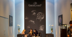 Greubel Forsey at SIHH 2014 - Photo Report