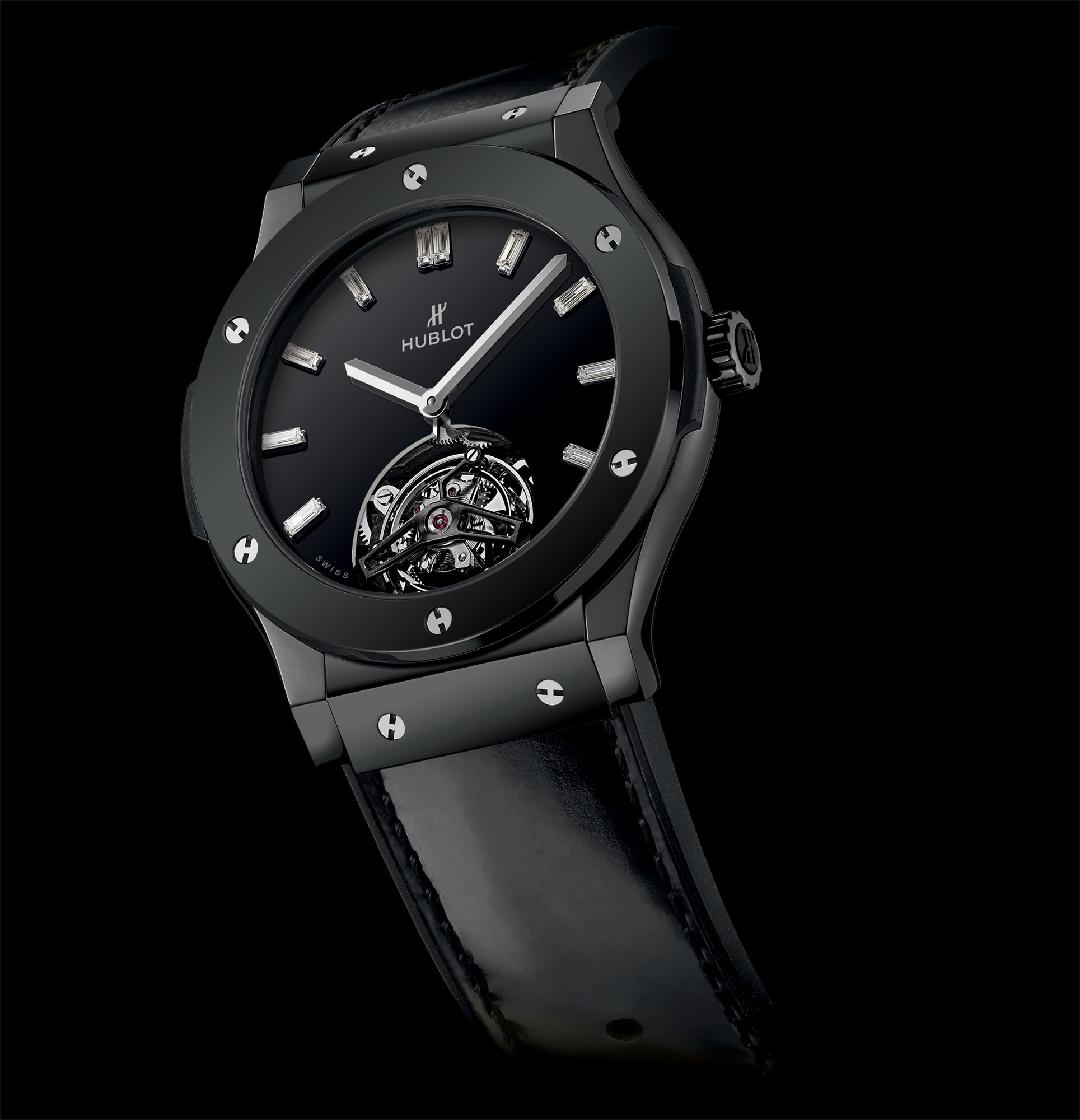 Hublot Classic Fusion Tourbillon Night-Out