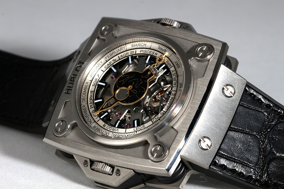Hublot MP-08 Antikythera Sunmoon