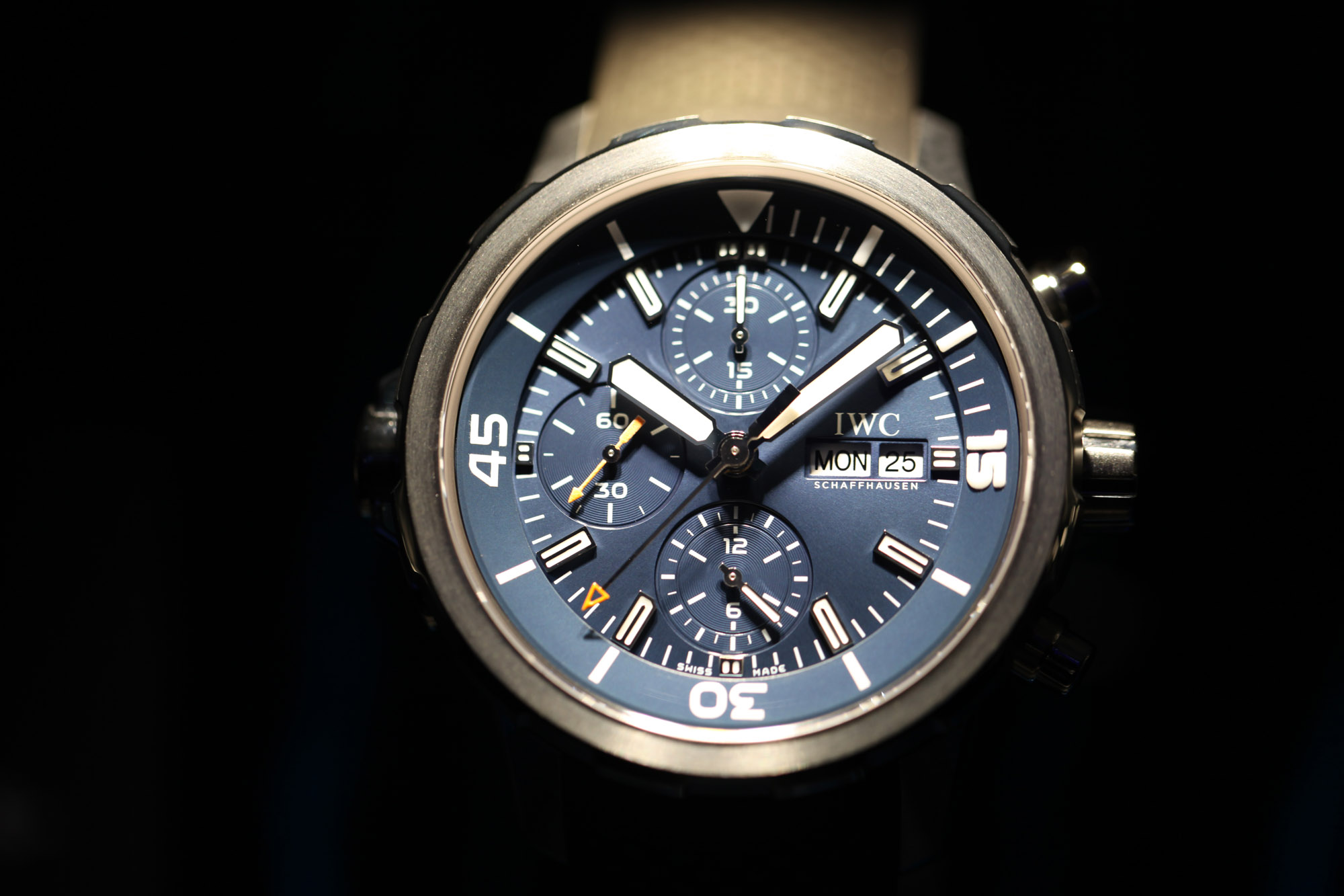 "IWC Aquatimer Chronograph Edition Expedition ""Jacques-Yves Cousteau"""