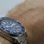 JeanRichard Aquascope Blue Dial