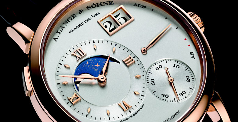 A. Lange & Söhne Grand Lange 1 Moonphase