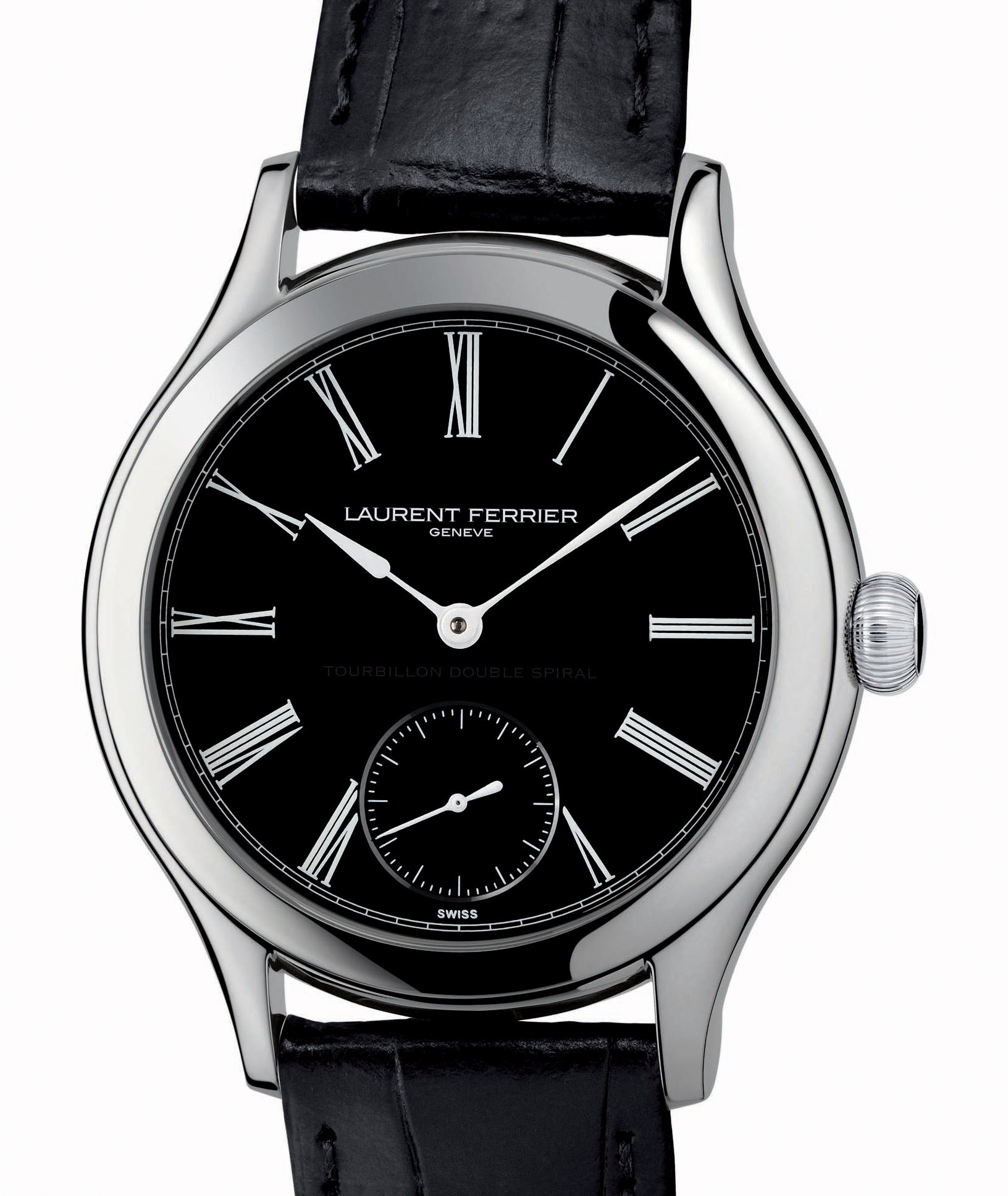 Laurent Ferrier Galet Classic Tourbillon (Black Onyx Dial)