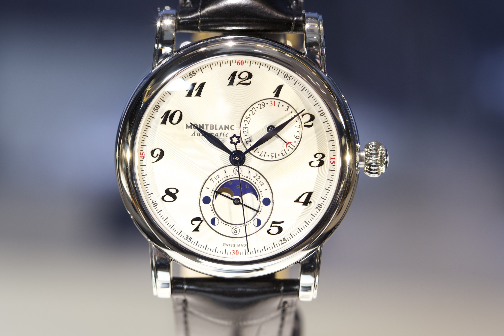 SIHH 2014 Montblanc Star Twin Moonphase Automatic