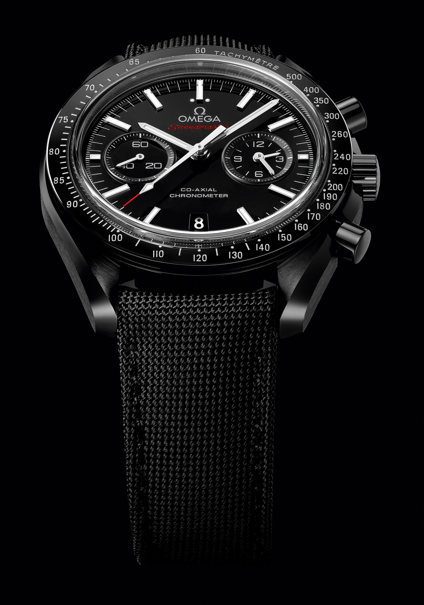Omega Speedmaster Dark Side of the Moon replica