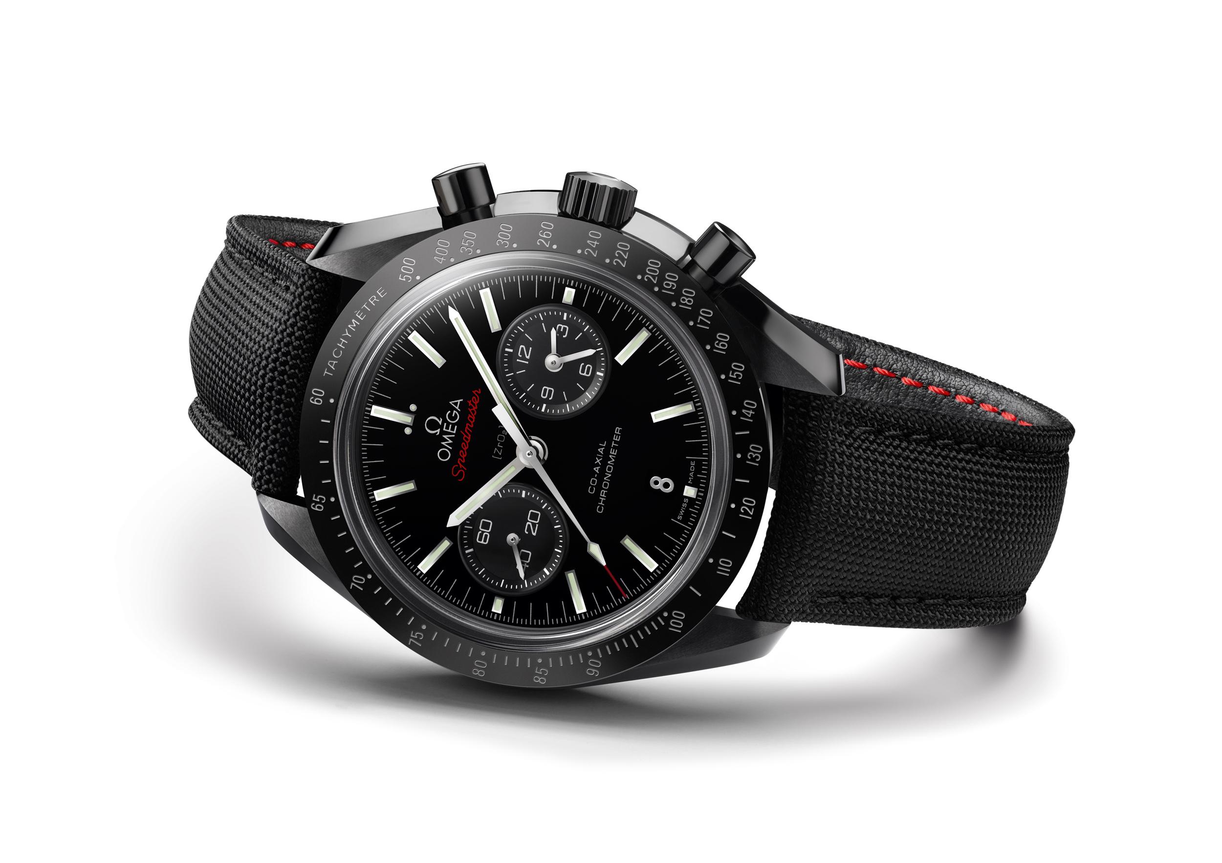 Omega Speedmaster Dark Side of the Moon - Watch