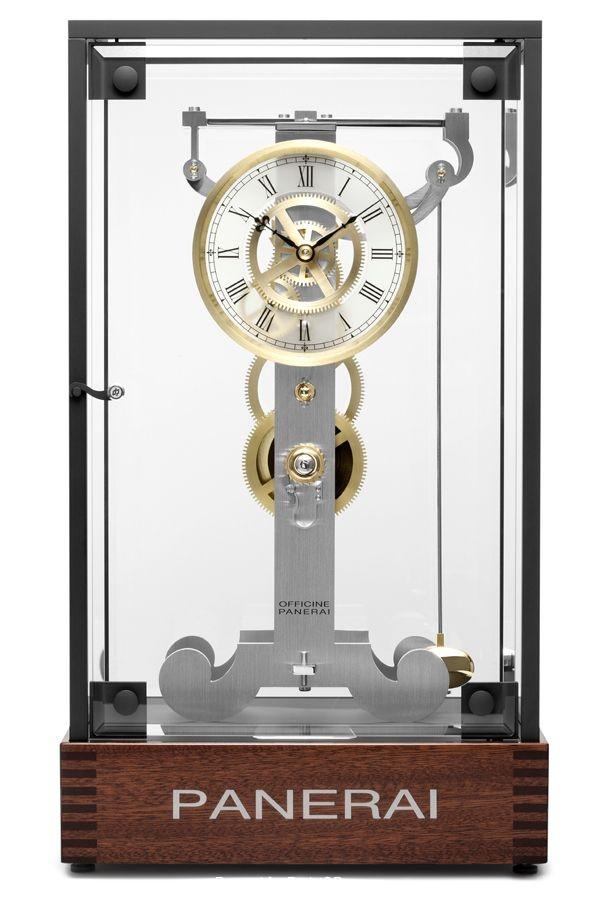 Panerai Pendulum Clock