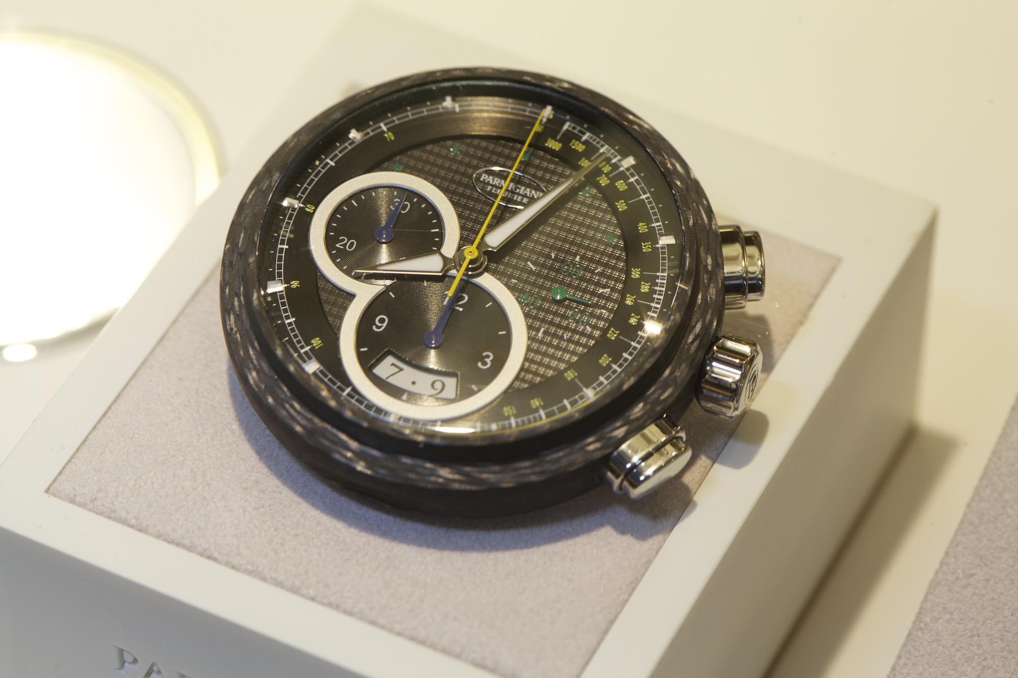 Parmigiani Fleurier Pocket Watch