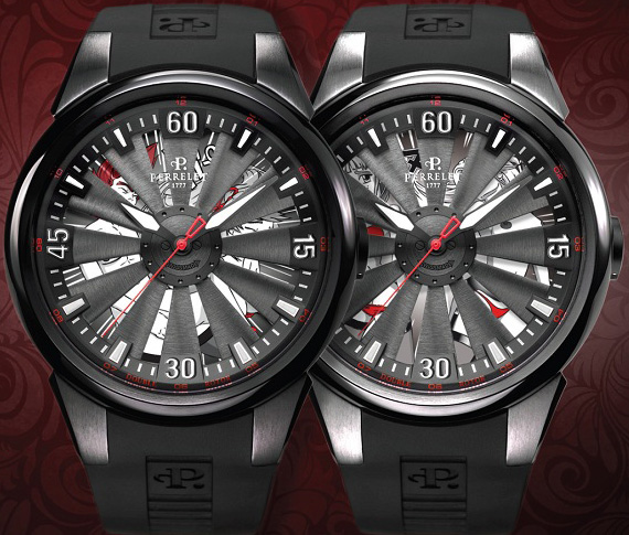 Perrelet Turbine Erotic (Limited Edition Watch)