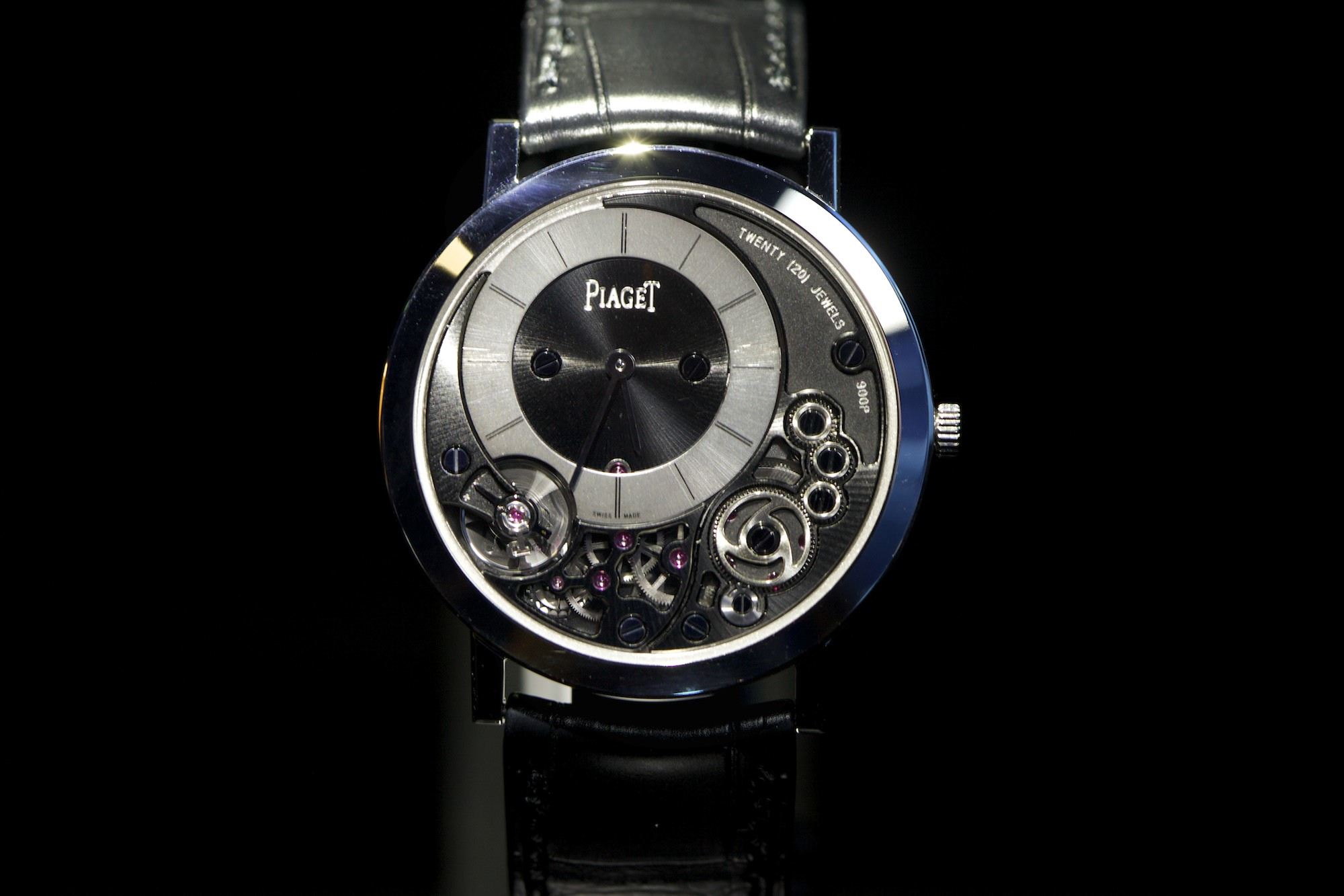 SIHH 2014 Piaget Altiplano 38 mm 900P