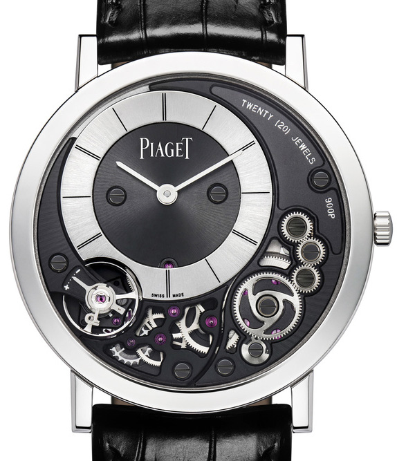 Piaget Altiplano 38mm 900P - Dial