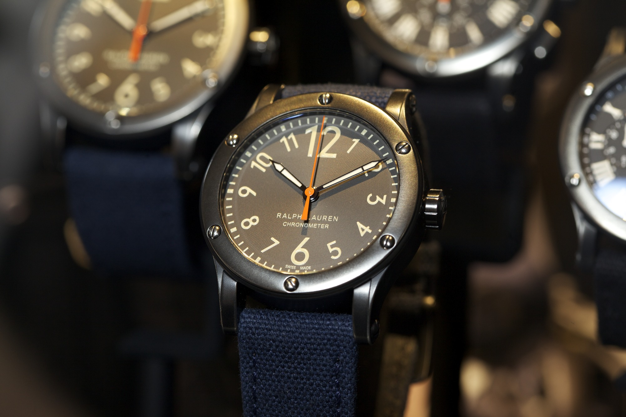 Ralph Lauren RL67 Chronometer