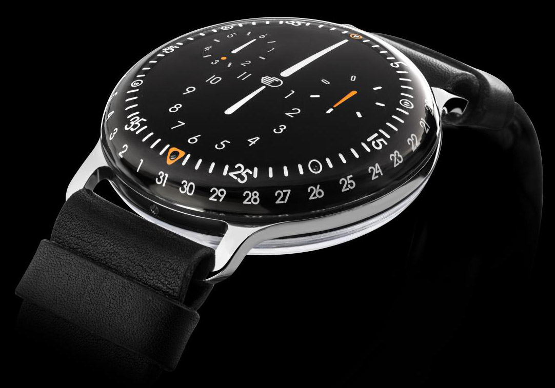 Ressence type 3 review dreamchrono for Ressence watches