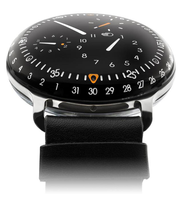 Ressence Type 3 - Dial