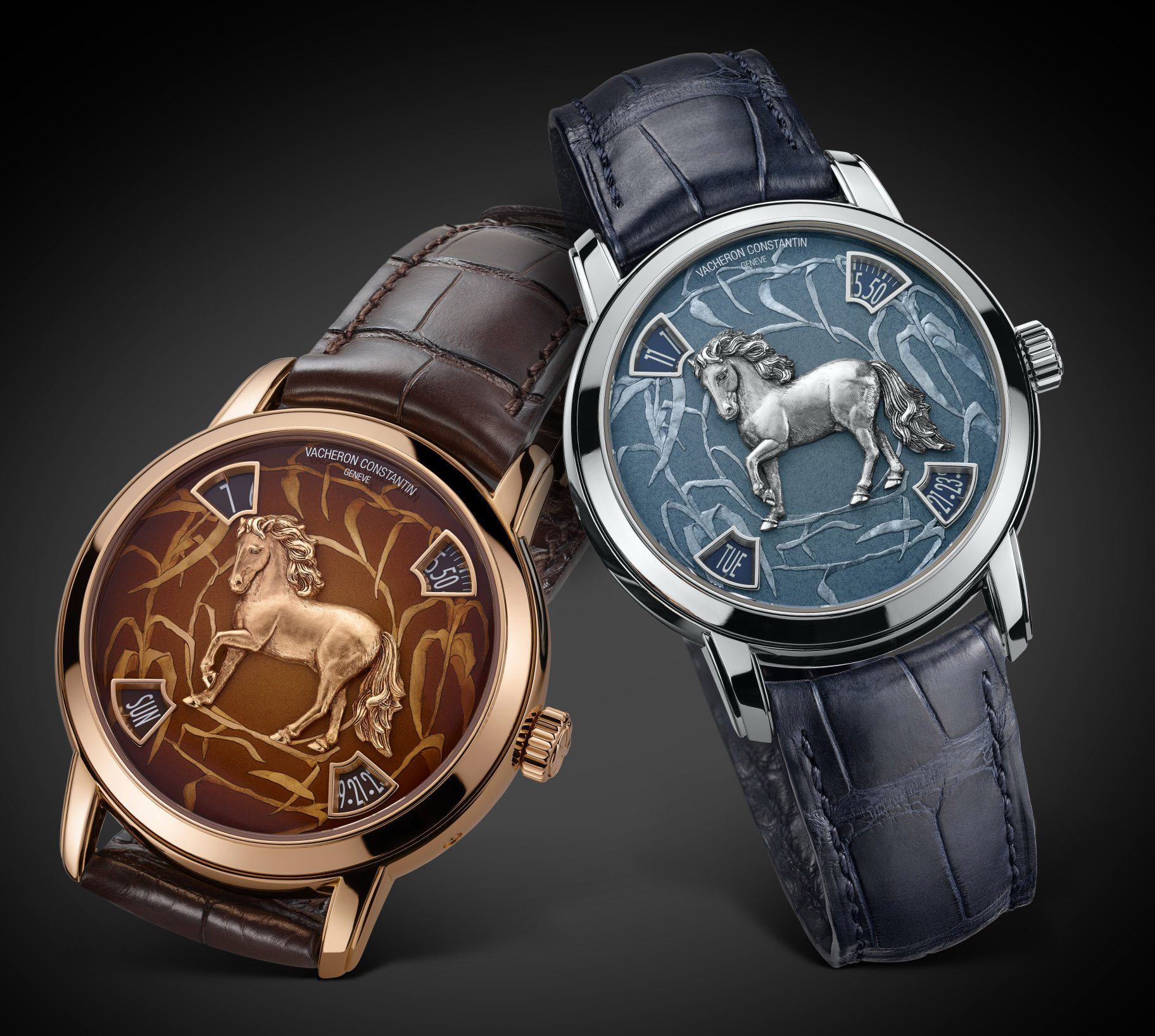 Vacheron Constantin Métiers d'Art Legend of the Chinese Zodiac