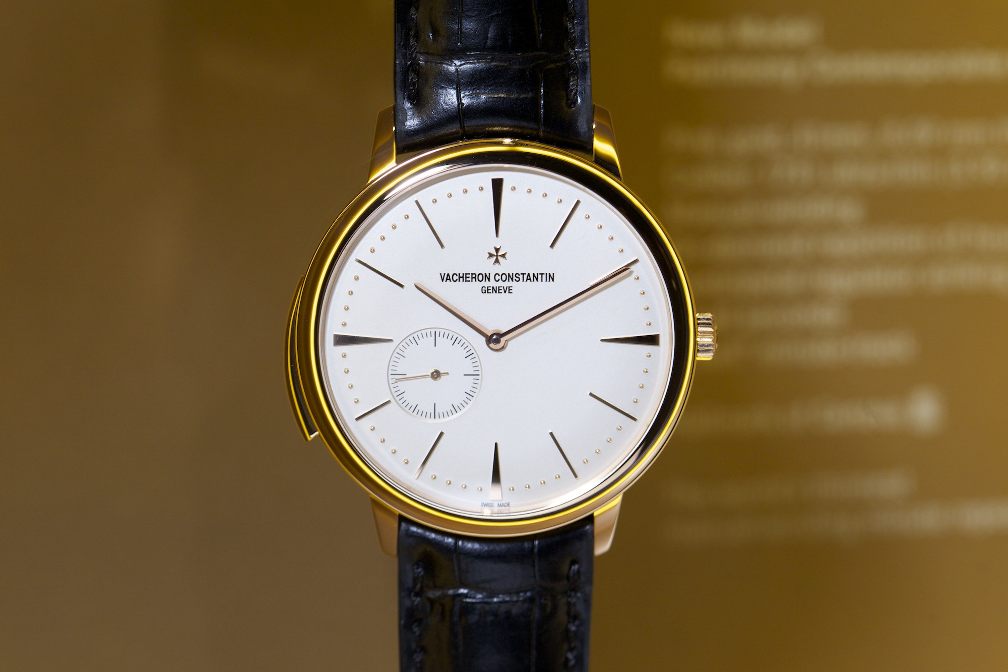 Vacheron Constantin Patrimony Contemporaine Ultra Thin Calibre 1731