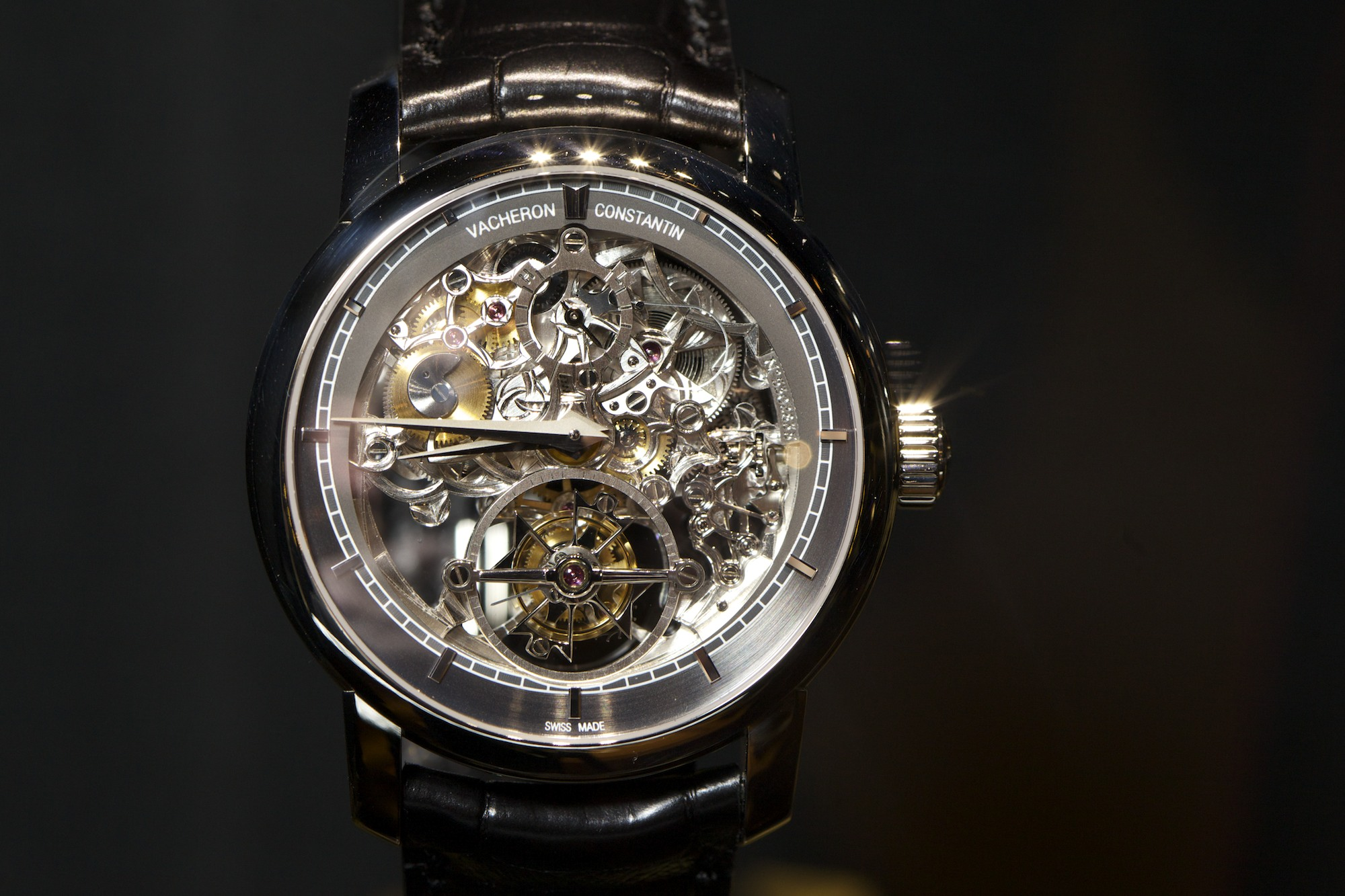 Vacheron Constantin Patrimony Traditionnelle 14 Days Tourbillon Openworked