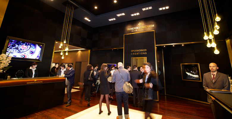 IWC at SIHH 2014 - Photo Report