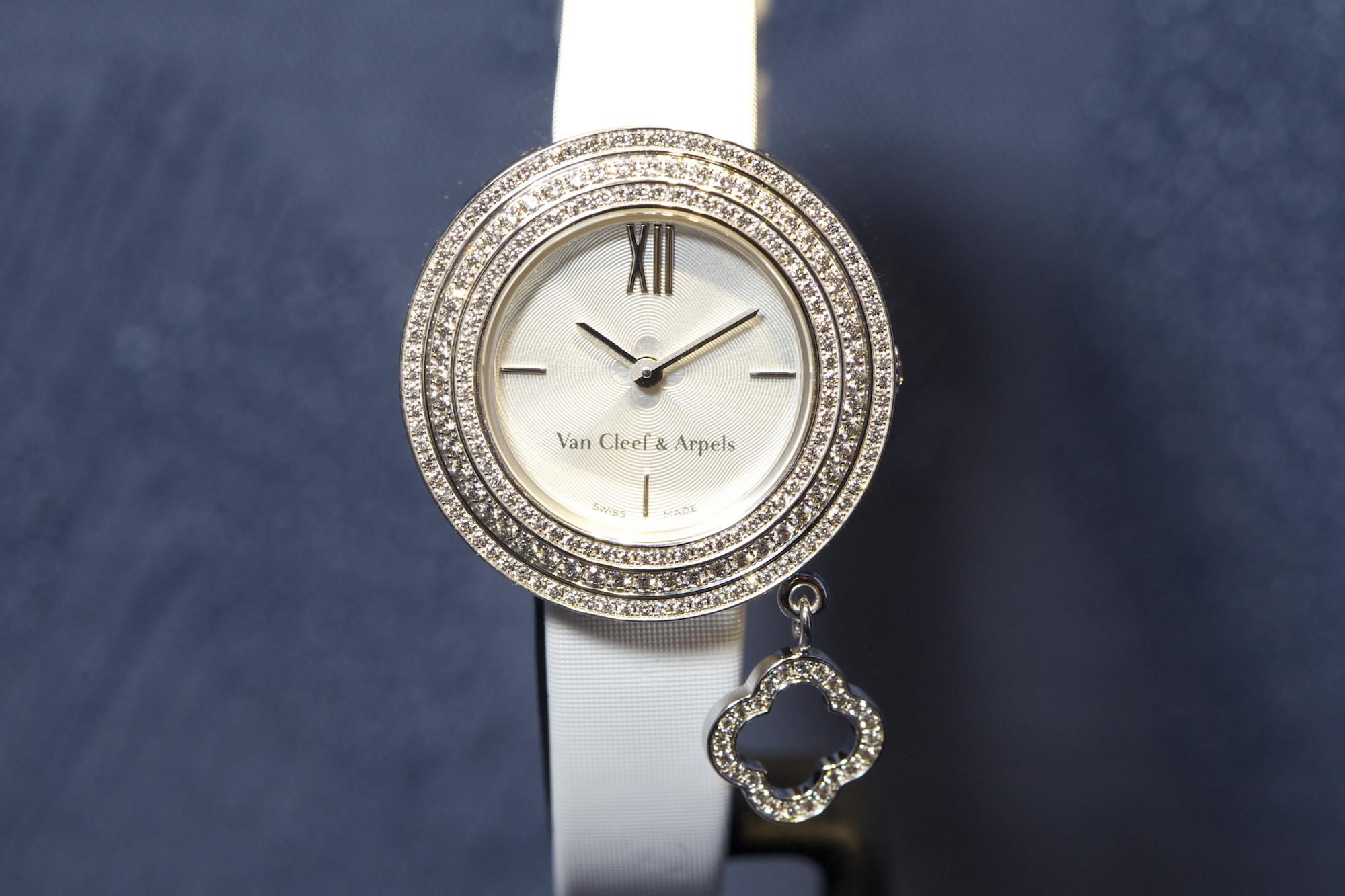Van Cleef & Arpels Charms Diamond