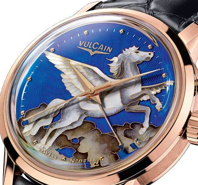 Vulcain Pegasus in the Sky