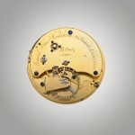 Arnold Chronometer Escapement Split Seconds