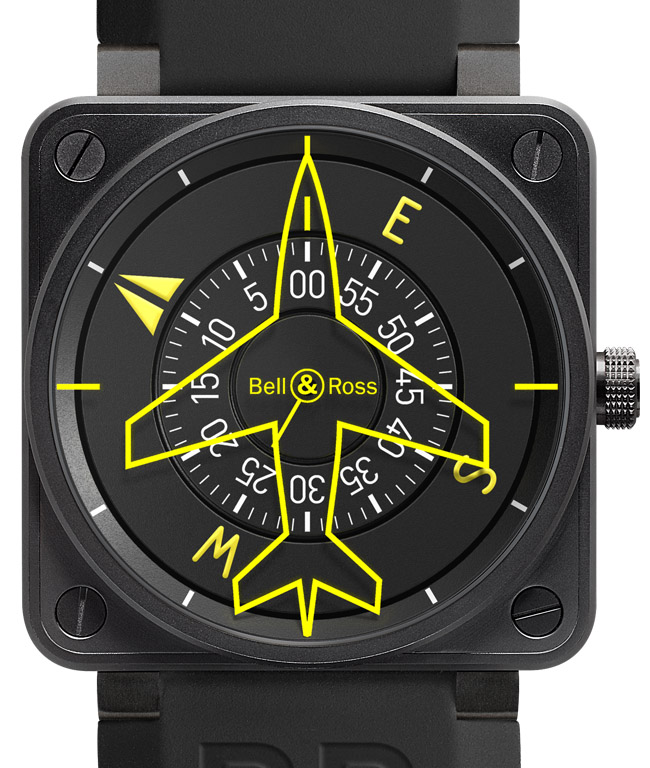 Bell & Ross BR 01-92 Heading Indicator
