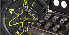 Bell & Ross BR 01 Aviation Instrument Watches