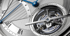 Breguet : a new platinum tourbillon in March