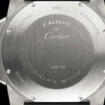 Calibre de Cartier Diver - Caseback