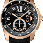 Calibre de Cartier Diver - Rose Gold