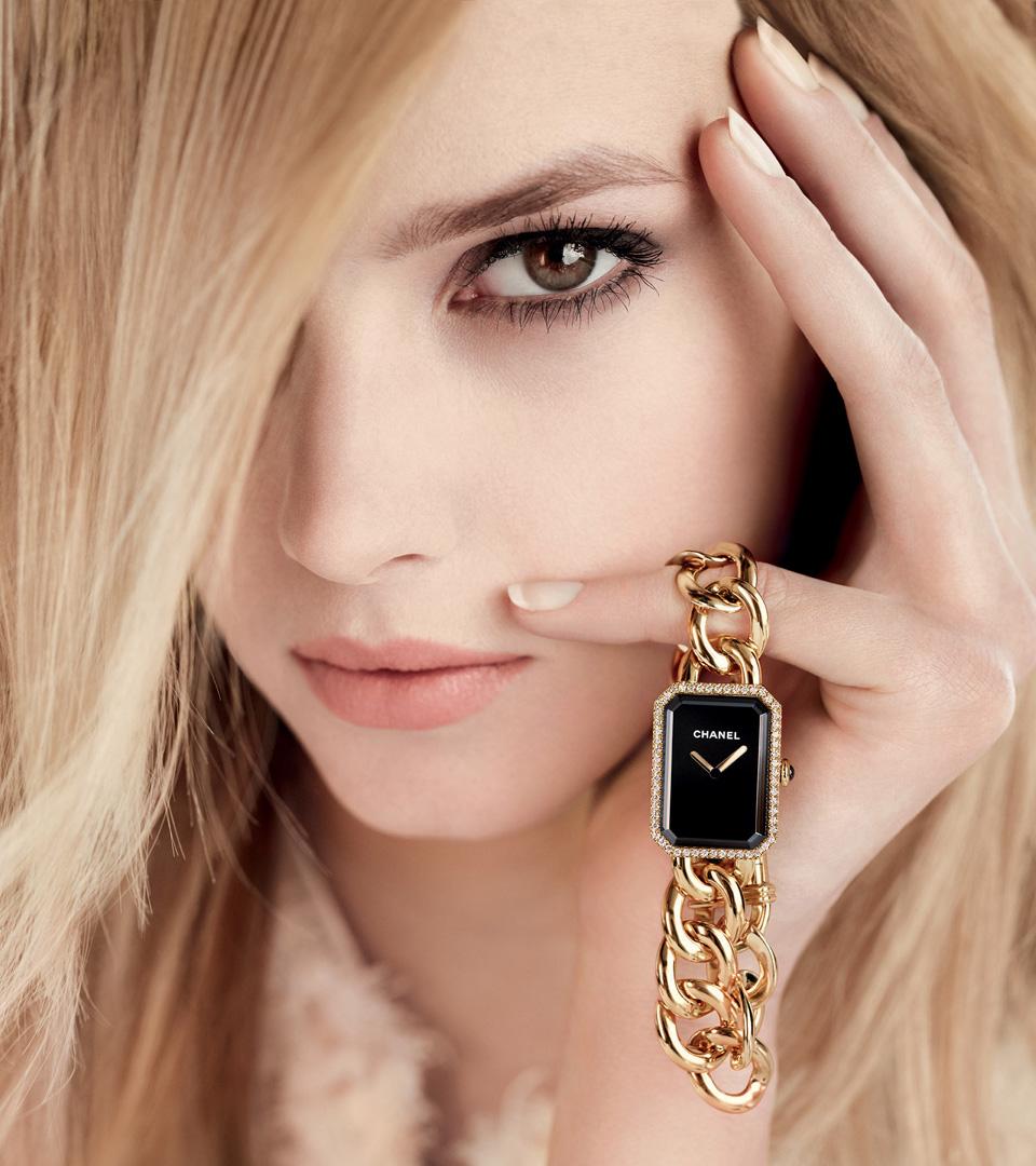 Chanel Premiere (2013 Ad Campaign)