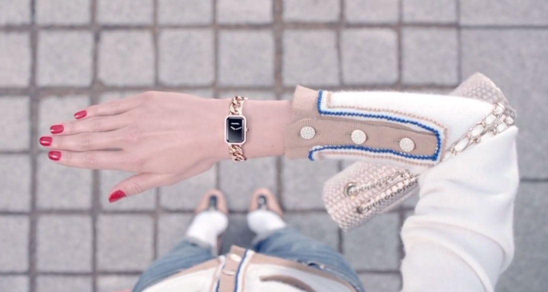 Chanel Premiere - Wristshot