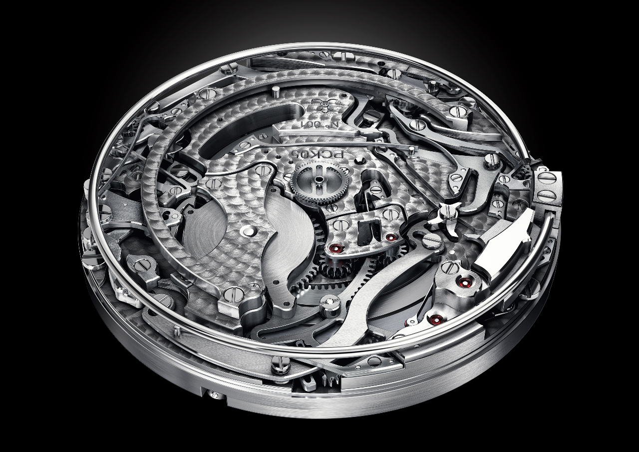 Christophe Caret Poker - PCK05 Movement
