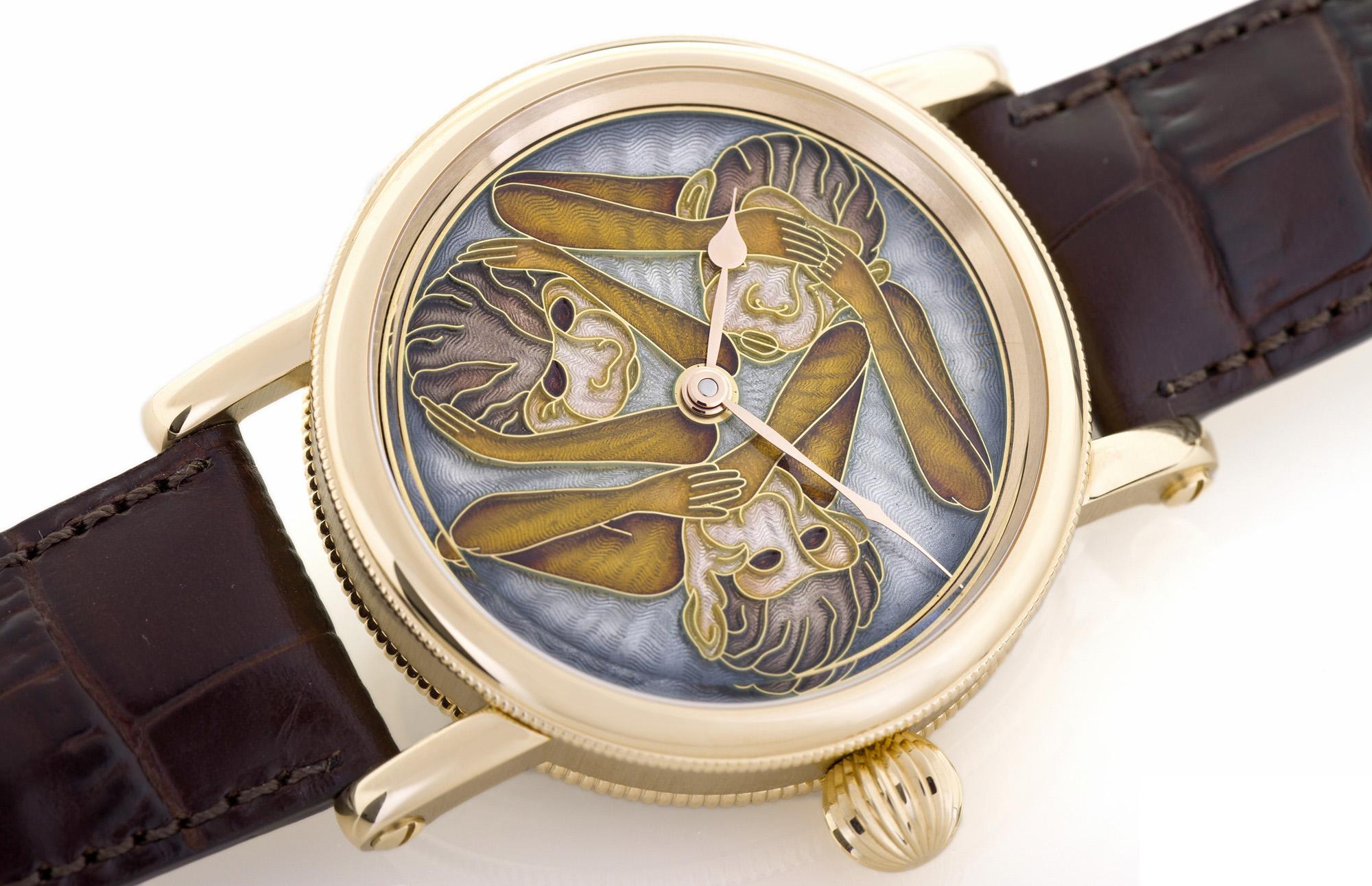 Chronoswiss The Three Apes - Watch
