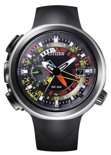 Citizen Promaster Eco-Drive Altichron Cirrus - Watch