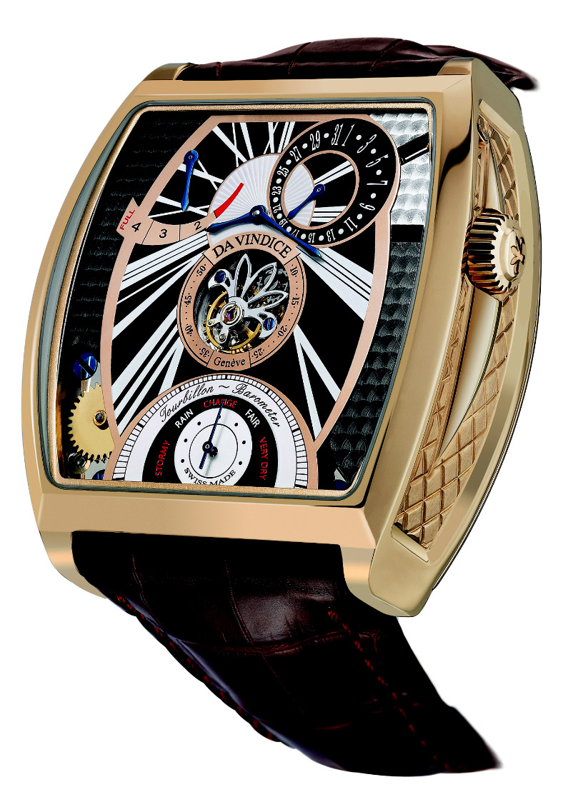 Da Vindice Barometre Tourbillon