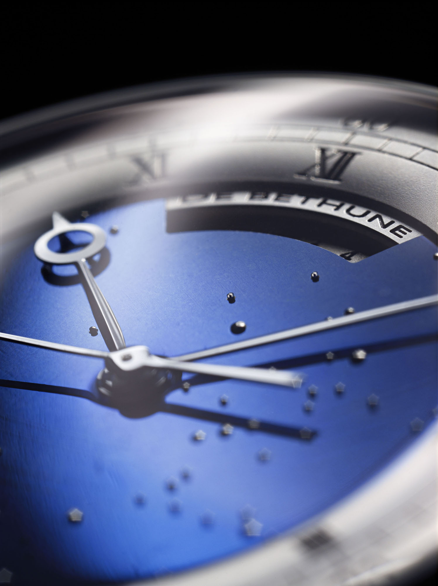 De Bethune DB25T Tourbillon Regulator - Dial