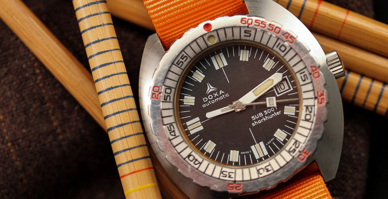 DOXA Divers - A Legacy of Innovation