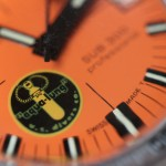 DOXA SUB 300 Professional Black Lung - Dial