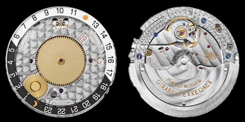 Girard-Perregaux GP3300-0084 Movement